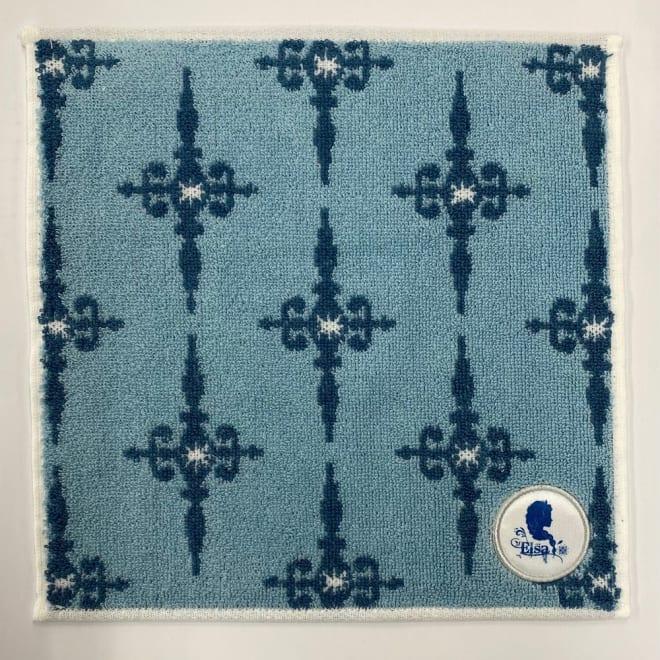 アナと雪の女王/ハンドタオルセット ブルー系…表