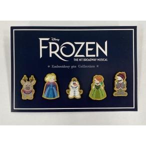 アナと雪の女王/ピンズセット 写真