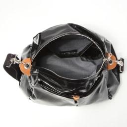 BRONTIBAY PARIS/ブロンティベイパリス ショルダー NMT-FLD (ウ)ブラック inside