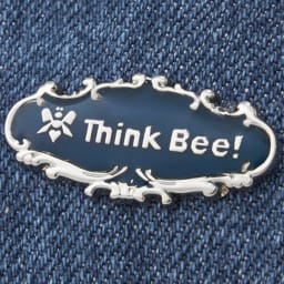 Think Bee!/シンクビー! オーバーザレインボー 口金ポーチ
