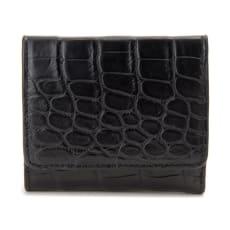 RODANIA/ロダニア クロコダイル 二つ折り財布