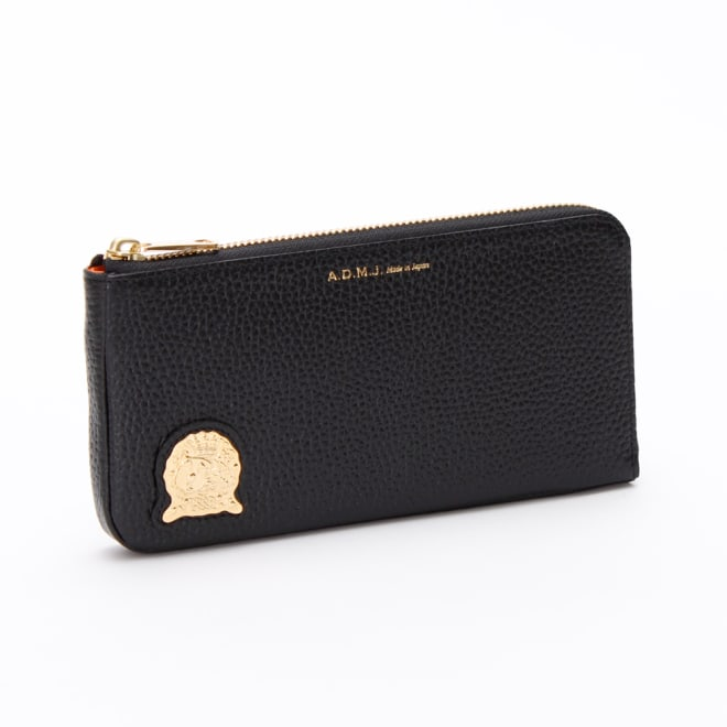 A.D.M.J./エーディーエムジェー 財布 ACS06020 (ア)ブラック
