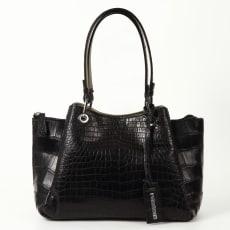 クロコダイル 金具デザインバッグ