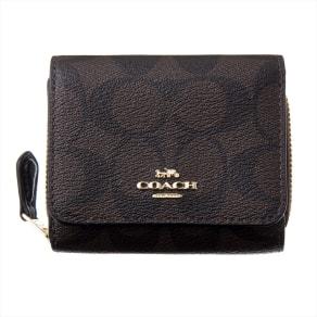 COACH OUTLET/コーチアウトレット 三つ折り財布 F41302 写真