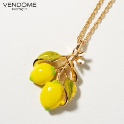 VENDOME BOUTIQUE/ヴァンドームブティック レモン ネックレス