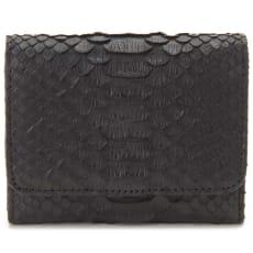 RODANIA/ロダニア パイソン 三つ折り財布