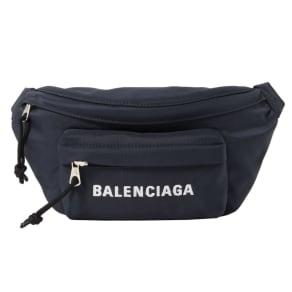 BALENCIAGA/バレンシアガ ロゴボディバッグ 写真