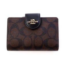 COACH OUTLET/コーチアウトレット 二つ折り財布