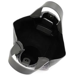 MARCO MASI La Prima/マルコマージ ラ プリマ ムートン使い トートバッグ(イタリア製) 138mm×67mmスマートフォン 内ポケット収納可