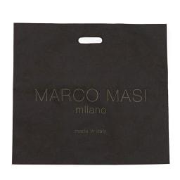 MARCO MASI La Prima/マルコマージ ラ プリマ ムートン使い トートバッグ(イタリア製) 付属袋