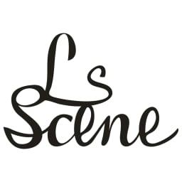 LS Scene/エルエスシーン バンブーハンドル トート