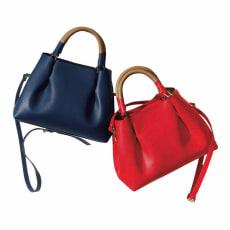 GIANNI NOTARO Carol J./ジャンニ・ノターロ キャロルジェイ ショルダー付きハンドバッグ