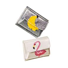 casselini/キャセリーニ きらきら ミニ財布