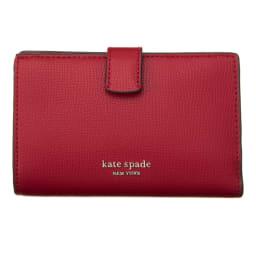 kate spade/ケイト・スペード 折財布 PWRU7230 (イ)レッド