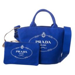 PRADA/プラダ ショルダ- 1BG186 OOO ZKI (イ)ブルー