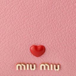 MIU MIU/ミュウミュウ 折財布 5MV2042BC