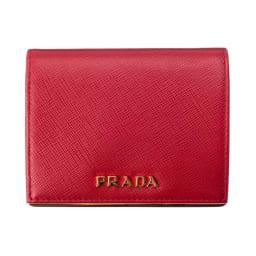 PRADA/プラダ 二つ折り財布 1MV204 QME F068