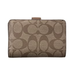 COACH OUTLET/コーチアウトレット 二折財布 F23553 Back