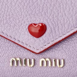 MIU MIU/ミュウミュウ 折財布 5MH0212BC