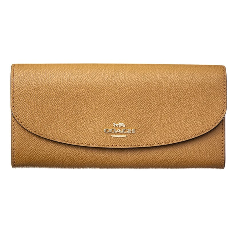 finest selection b1d94 49173 COACH OUTLET/コーチアウトレット 長財布 F54009 通販 - ディノス