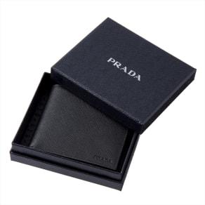 PRADA/プラダ 折財布 2MO738 053 写真