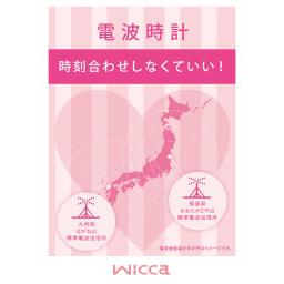 CITIZEN/シチズン WICCA(ウィッカ) ソーラーテック電波時計 KL0-961-11 【有村架純広告着用モデル】