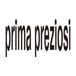 Prima Preziosi/プリマプレッジオシ SVコンビ モダンピアス(イタリア製)