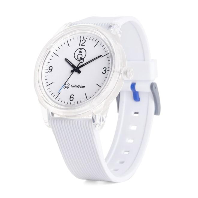 Q&Q SmileSolar/キューアンドキュー スマイルソーラー 腕時計 RP10-001
