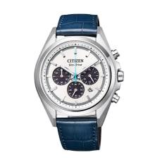 CITIZEN/シチズン ATTESA(アテッサ) クロノグラフ エコ・ドライブ時計 CA4390-04H