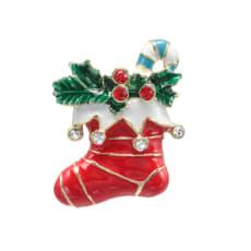 Plus Vendome/プラス ヴァンドーム クリスマス ブローチ