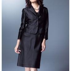シルク混シャンタンタイトスカート| 卒業式・入学式・フォーマル・セレモニー