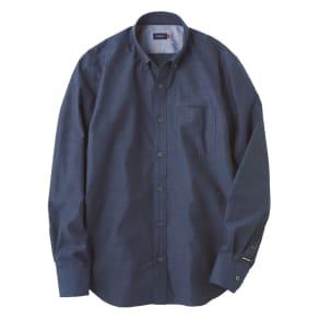 SCENE/シーン ツイルシャンブレー シャツ(日本製) 写真