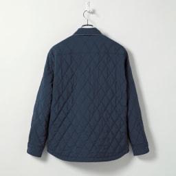 リバーシブル 中綿シャツジャケット Back Style ※今回こちらのお色の販売はございません。参考画像です。