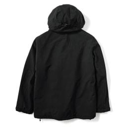 止水ジップ使い機能 中綿 撥水 ジャケット   BACK ※今回こちらのお色の販売はございません。参考画像です。