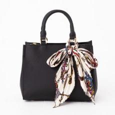 COOCO/クーコ スカーフ付き2WAYバッグ