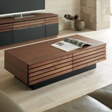 【レンタル商品】AlusStyle/アルススタイル リビングシリーズ リビングテーブル 幅110.5cm
