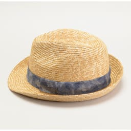 田中帽子店/麦わら帽子 子供用麦わら帽子 ノラン