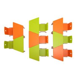 E-ko(いいこ)/ミニデスク グループ単位で見回りながら(※ミニチェアーは商品番号:N383-77になります。)
