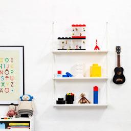 LEGO/レゴ  ミニフィギュア ディスプレイケース16 使用イメージ