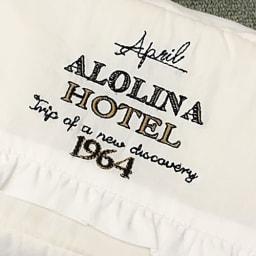 ALOLINA(アロリナ)/コスメポーチ|Paris(パリ)