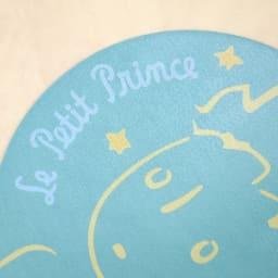 星の王子さま ダイカットマウスパッド 名入れなし UP