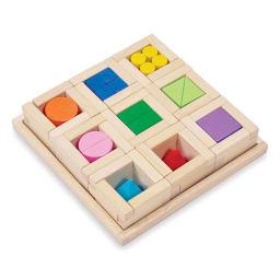 Ed・Inter(エド・インター)/テノンブロックビルド|おもちゃ・知育玩具