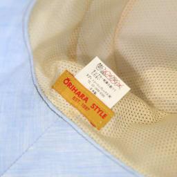ORIHARA STYLE(オリハラスタイル)/エスカルゴ帽 内側もメッシュ素材を使っているので通気性も抜群