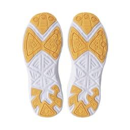 アキレス瞬足/レモンパイ 417(19-23cm)|子供靴 左右非対称ソール(※デザインは各色共通ですが色は異なります。)