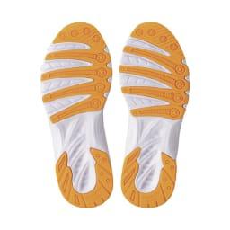 アキレス瞬足/レモンパイ 421(19-23cm)|子供靴 左右非対称ソール(※デザインは各色共通ですが色は異なります。)