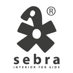 sebra(セバ)/ファーム柄のベビーブランケット