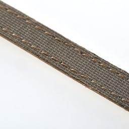 静電気対策レザーブレスレット (イ)グレージュ/内側に帯電防止効果のある生地使用!