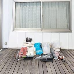 多目的廃棄物ノコギリ カットすれば普通ゴミとして出すことができます。