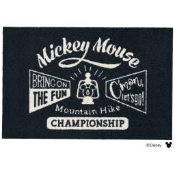 ミッキー/玄関マット マウンテンバイク 50×75cm|Disney(ディズニー)