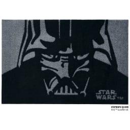 STARWARS(スター・ウォーズ)/玄関マット 50×75cm|Disney(ディズニー) (イ)ダースベーダー